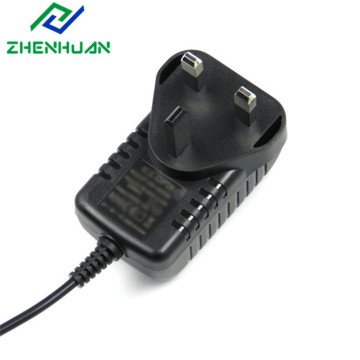 12V 24V UK Plug DC-scanners Stroomadapter