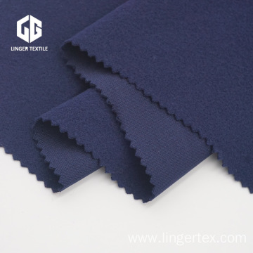 One Side Brushed And Anti-pilling Pique Knitted Fabric