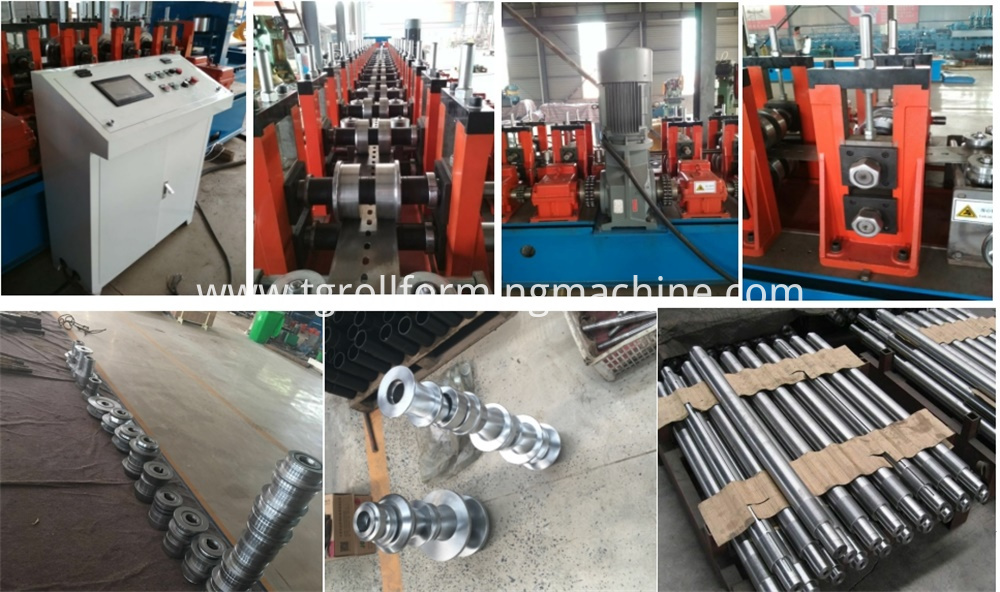Wall Panel Roll Forming Machines