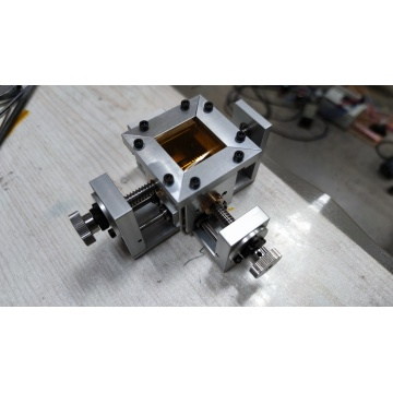 Manual Film stretcher for automation system