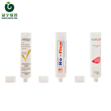 60ml cosmetic plastic tube for hand cream