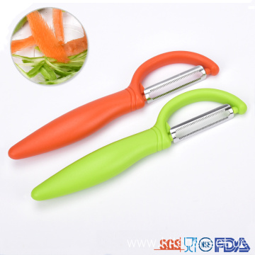 stainless steel multifunctional manual orange avocado peeler