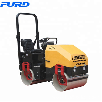 Hot Sale 1.5 Ton Roller Compactor Vibratory Road Roller in Malaysia