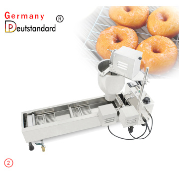 Popular hot sale donut maker donut frying machine