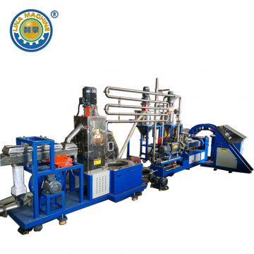 Underwater Extrusion Pelletizer for EVA-produksjon