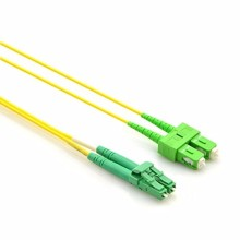 LC APC Fiber Optic Patch Cord
