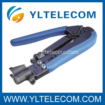Compression Coaxial RG59/RG6/RG11 F Connector Crimping Tools