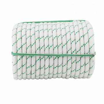 3 Strand Twisted Float PP white polyester rope