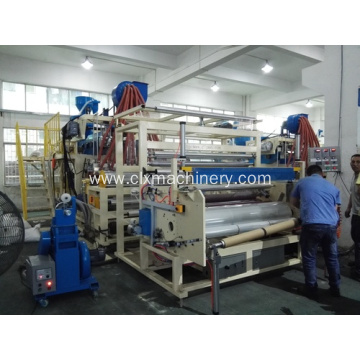 1500 мм Cast PE Stretch Film Line / Cling Film Line