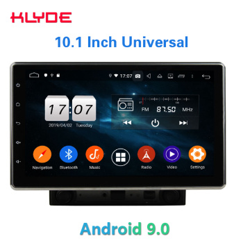 10,1 inchi PX6 Universal Android Car Radio