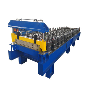 Stand Type Trapezoidal Metal Roof Roll Forming Machine