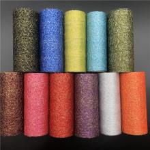 Tulle Roll 10Yards 15cm Organza Laser Crafts Fabric Ribbon DIY Tutu Skirt Wedding Decoration Baby Shower Birthday Party Supplies