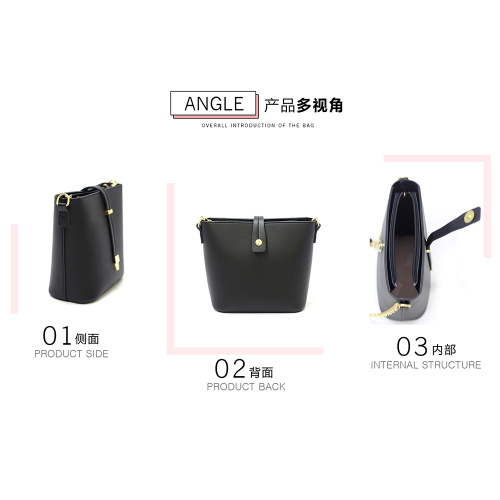 Fashion Small Designer Bucket Sling Bag