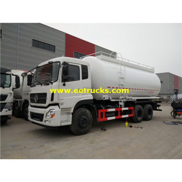 25000 Litres 6x4 Pneumatic Dry Delivery Trucks