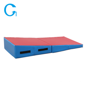 Gymnastics Folding Incline Mat With Handles