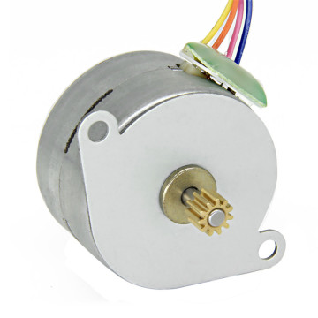 Maintex 35BY212 35mm 24V Permanent Magnet Stepper Motor