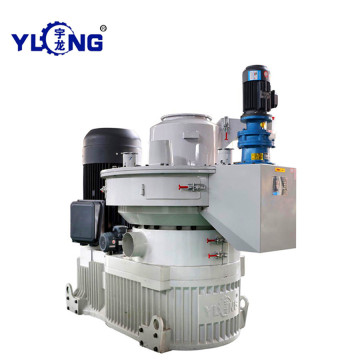 Biomass Pellet Making Line Sawdust Wood Pellet Machine