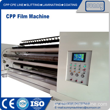 Cast Film Plastic Line