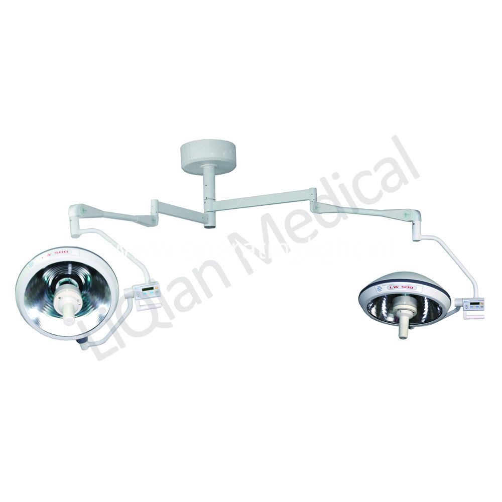 Reflected light halogen lamp