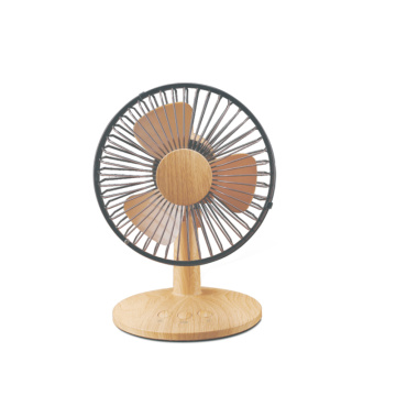 Mini table swing fans quiet shaking Cooler wind