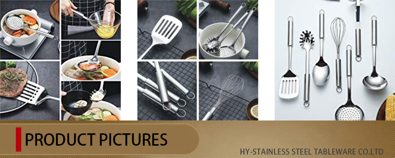 18-8 Fashionable Stainless steel kitchenware set