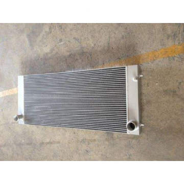 PC300-7 excavator radiator and oil cooler 207-03-71110