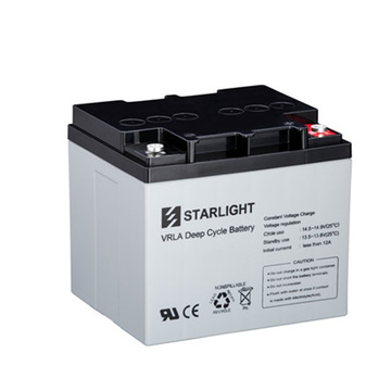 12V DC12-26S VRLA Deep Cycle Batteries