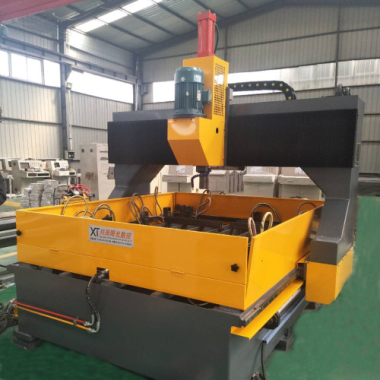 plate drilling machine