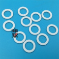 water pump dry pressing alumina ceramic gasket spacer