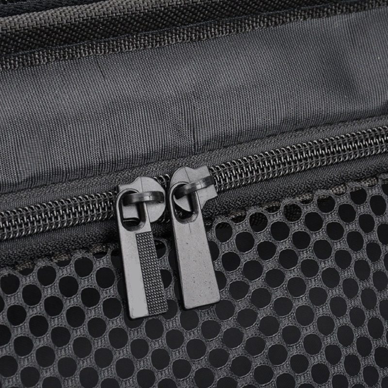 Zipper Lining Luggage