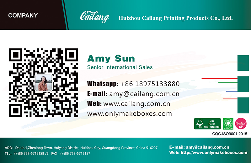 Cai Amy Card
