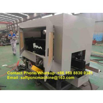 Angle steel heel Milling Machine