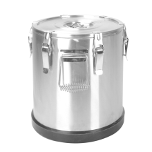 Strong Stainless Steel  Insulation Bucket
