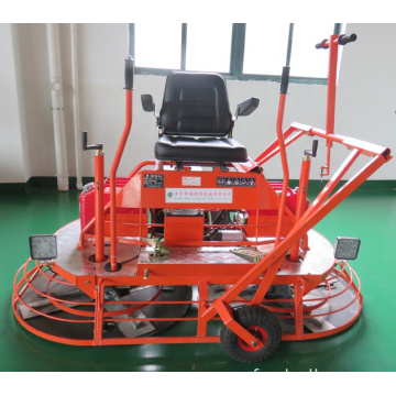 Ride on concrete screed machines double blade power trowel FMG-S30