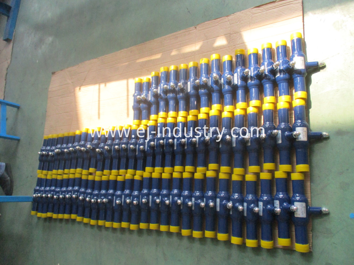 heat series ball valve