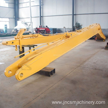 Low price excavator 18meters long reach boom for sale