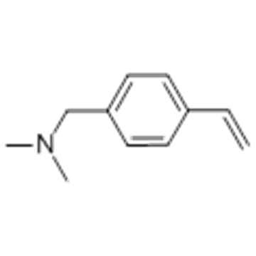 Benzenemethanamine,4-ethenyl-N,N-dimethyl- CAS 2245-52-5