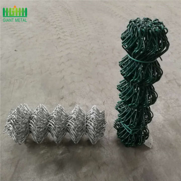 Low cost retractable chain link fence for sale