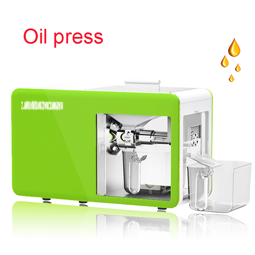 Best Household Olive Oil Press Machine,DIY Experience,Oil Expeller For Olive,Soybean.Oil Pressers