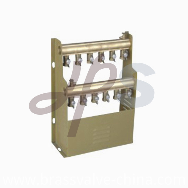 Brass Manifold For Heating System