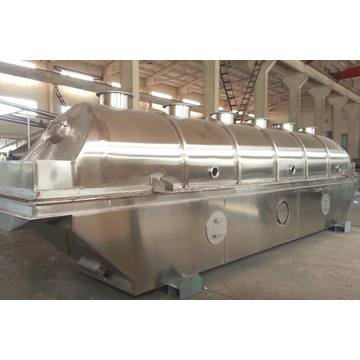 Stainless Steel Vfbd Vibration Fluid Bed Dryer for Salt Dehydration