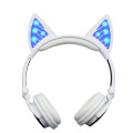 Bluetooth LED light Cat Ears Headset