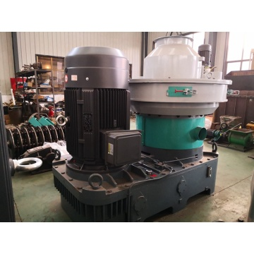 Safe and environmentally wood pellet machine