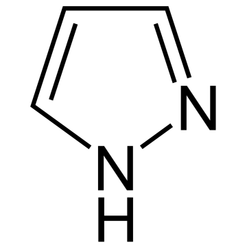 chemical formula for pyrazole