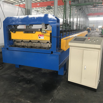 ZT1000 Roller roofing making machine