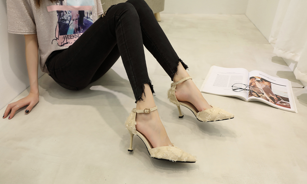 Spring High Heels Shoes