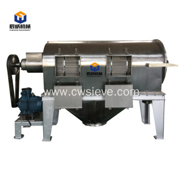 high sieving capacity corn grits airflow sifter