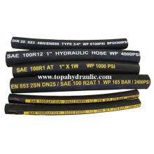 2 inch rubber aeroquip hydraulic high temperature hose
