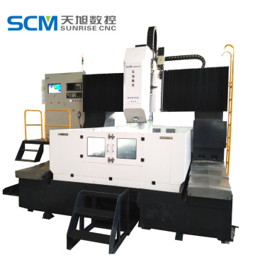 Square Box Drilling Machine for Cooler Header Plates