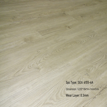 6mm 0.5mm wearlayer PVC Flooring